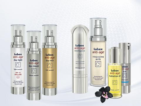 Lubex-Produkte